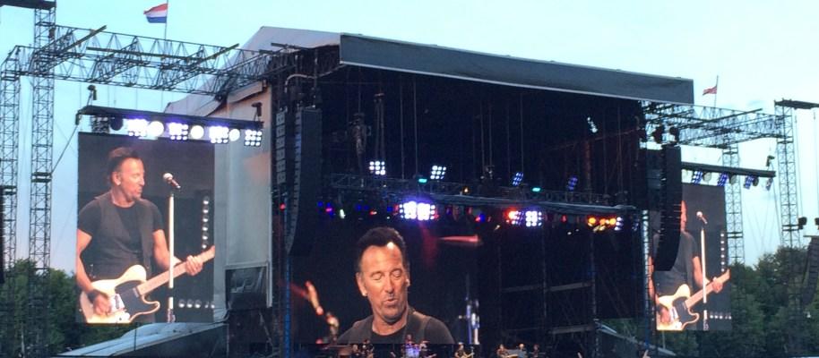 Plaat van de week: Bruce Springsteen & The E Street Band – Racing In The Street (Live Malieveld, Den Haag)