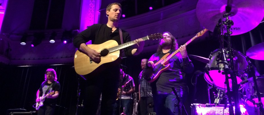 "Concertreview: ""I had pancockings this morning"" – Sturgill Simpson"