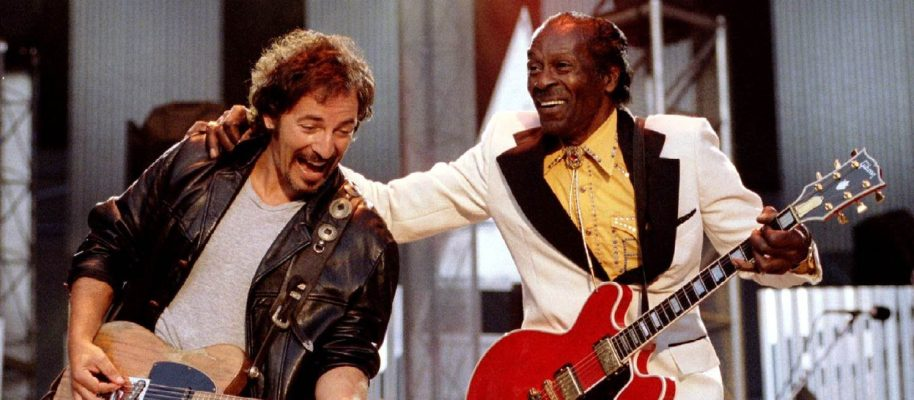 Plaat van de week: Chuck Berry – Johnny B Goode ft. Bruce Springsteen & The E Street Band