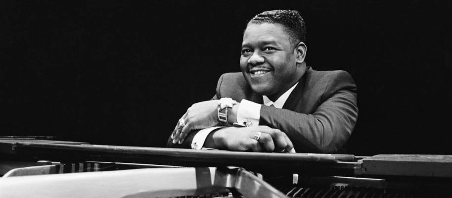 Plaat van de week: Fats Domino – Blueberry Hill (New Orleans, 26 februari 1928 – Harvey, 24 oktober 2017)