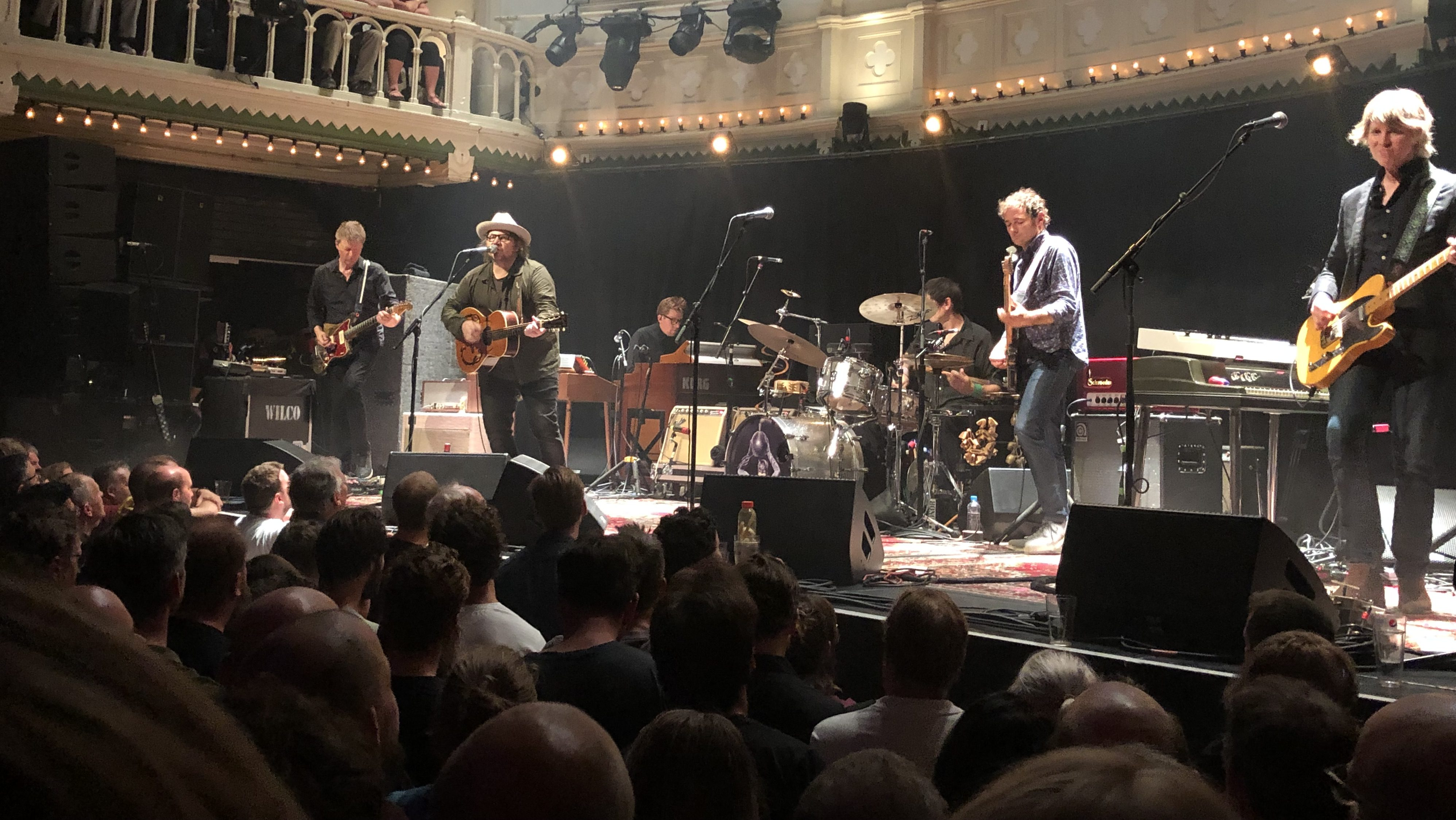 Concertreview: Wilco in Paradiso: Magistraal