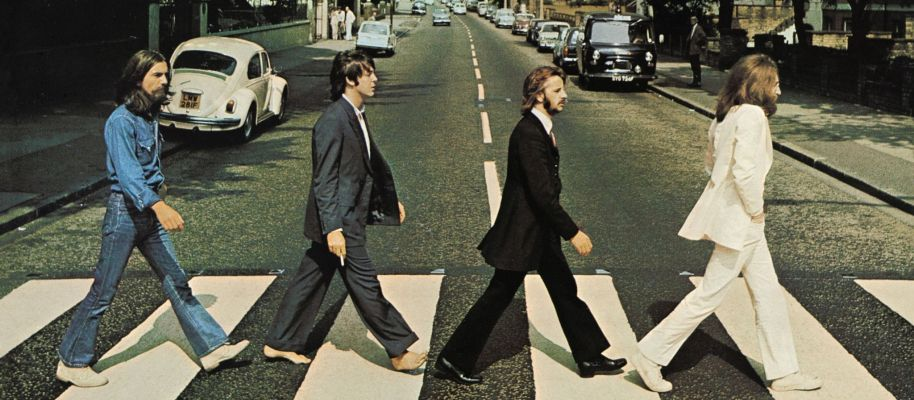 Platenkast: The Beatles