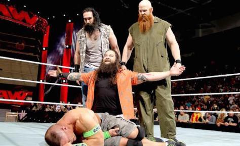 Bray Wyatt - injured - calf injury - follow the buzzards
