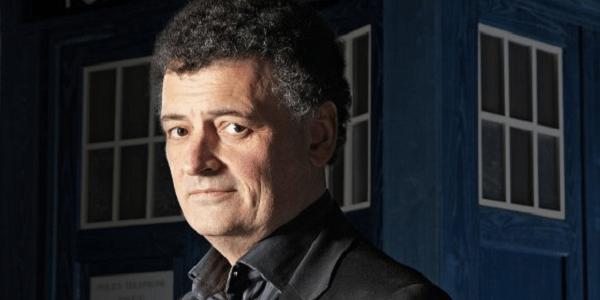 steven moffat - doctor who show runner