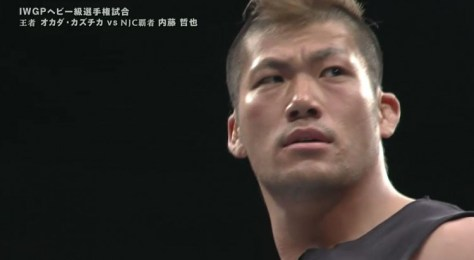 Sanada appears at NJPW invasion attack 2016
