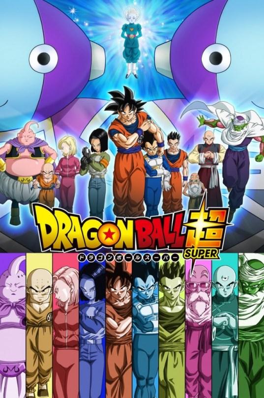 Dragon ball super - universe survival saga - the tournament of power