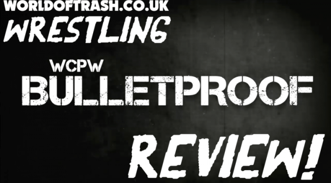 WCPW Bulletproof Results – Joe Coffey new champ?! [VIDEO]