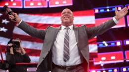 wwe the raw after wrestlemania kurt angle returns as the new raw gm general manager april 2017