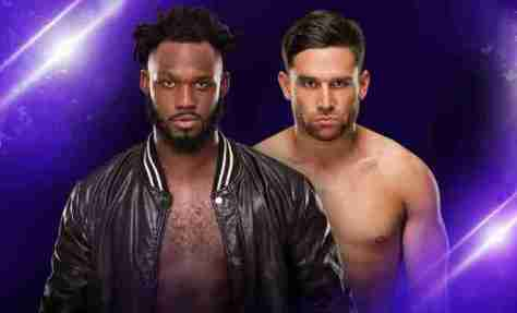 wwe 205 live 2nd may 2017 noam dar vs rich swann main event great match
