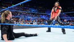 wwe smackdown 9th may 2017 nakamura and dolph face off nakamura is awesome and will be the next wwe champion