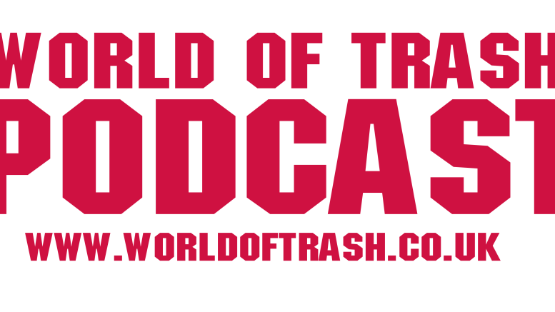 worldoftrash podcast logo