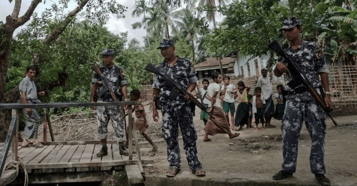 the myanmar rohingya crisis -An example of Religious hatred