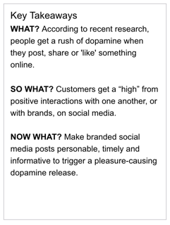 Dopamine goldmine social media history 2