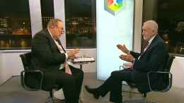 JEremy Corbyn setup by the BBC - being interviewed by andrew neil - there will be NO interview with Boris Johnson!
