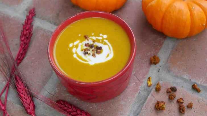 Vegan Pumpkin Recipes (Other than Pumpkin Pie)