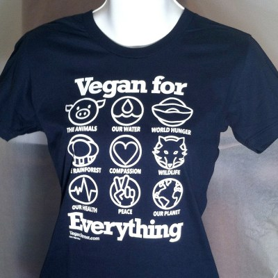 vegan street tshirt