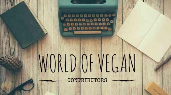 world of vegan contributor application