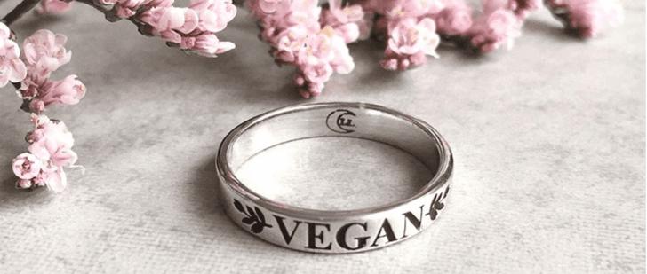 lunalight vegan rings
