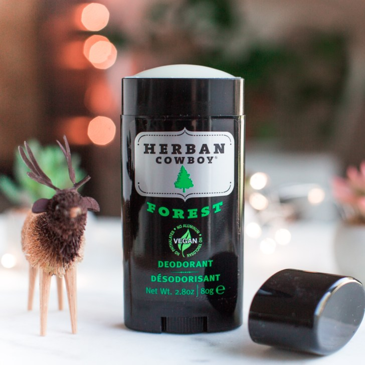 Vegan Deodorant Herban Cowboy   Best Cruelty-Free Deodorant Round-Up   WorldofVegan.com   #vegan #deodorant #crueltyfree #