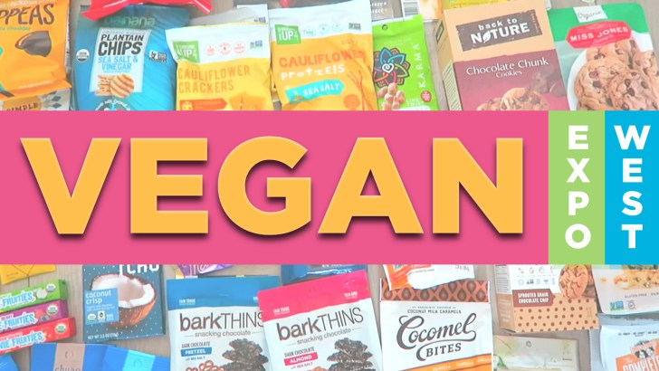 Vegan Product Explosion At Natural Products Expo West
