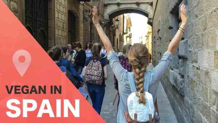The Vegan Scene in Spain is Bustling