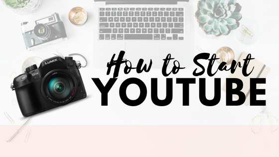How to Start A YouTube Channel & Begin Filming Vegan Videos