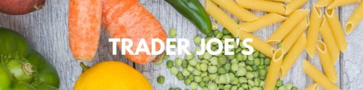Trader Joes | Vegan Shopping Guide | WorldofVegan.com | #vegan #meals #recipes #grocery