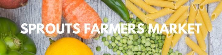 Sprouts Farmers Market | Vegan Shopping Guide | Vegan Grocery | WorldofVegan.com