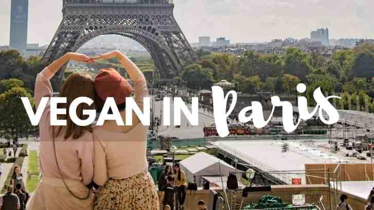 Best of Vegan in Paris: La Vie Vegan!