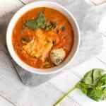 Lasagna Soup Recipe | World of Vegan | #vegan #soup #lasagna #food #winter #cozy #lunch #dinner