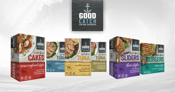 Good Catch Vegan Tuna Fish | What's Wrong With Fish | WorldofVegan.com | #vegan #fish #tuna #worldofvegan