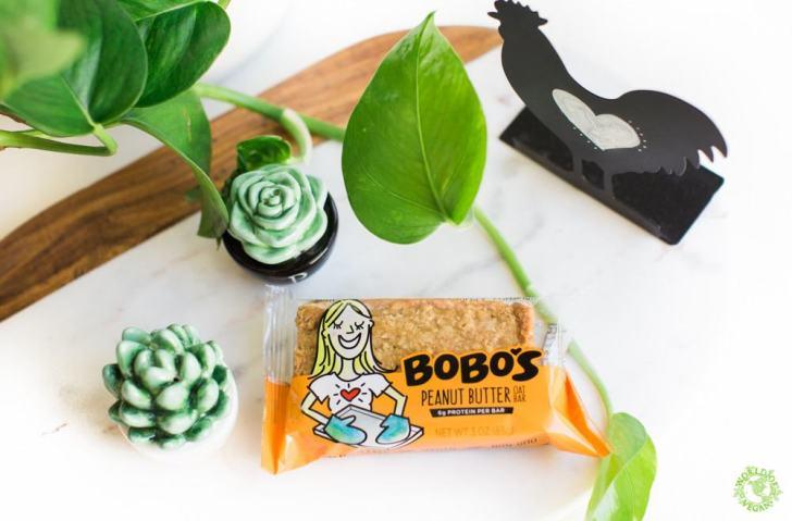 Vegan Snacks: Bobo's Oat Bars   WorldofVegan.com #vegan #snacks