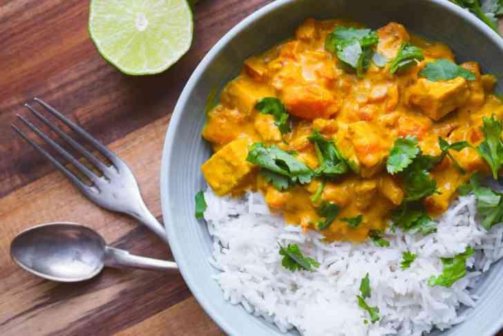 Vegan Butter Chicken | Indian Food Recipe | World of Vegan | #vegan #butter #chicken #indian #food #recipe #worldofvegan