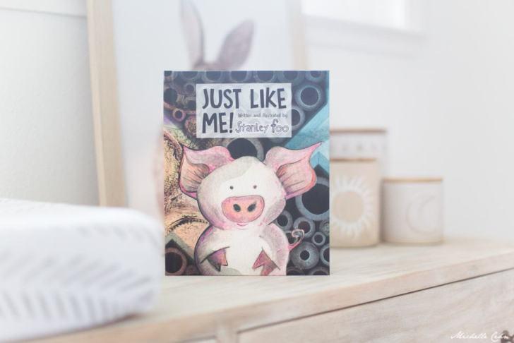 Vegan Children's Book by Stanley Foo | World of Vegan
