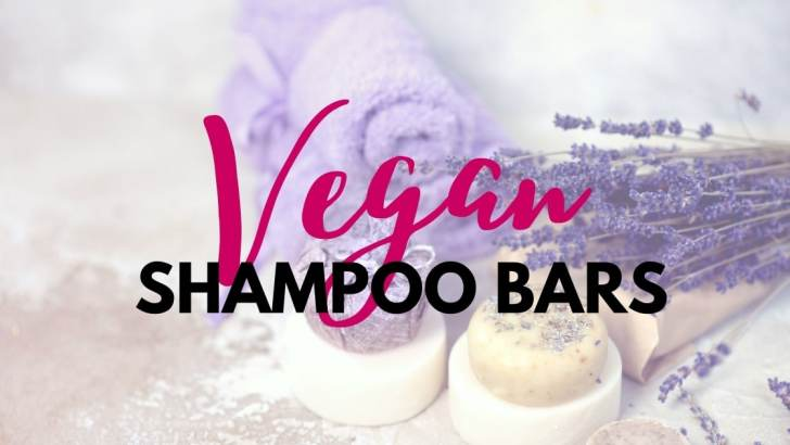 Guide to Sudsational Vegan Shampoo Bars for Happy Healthy Hair