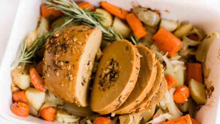 How to Prepare a Tofurky Roast