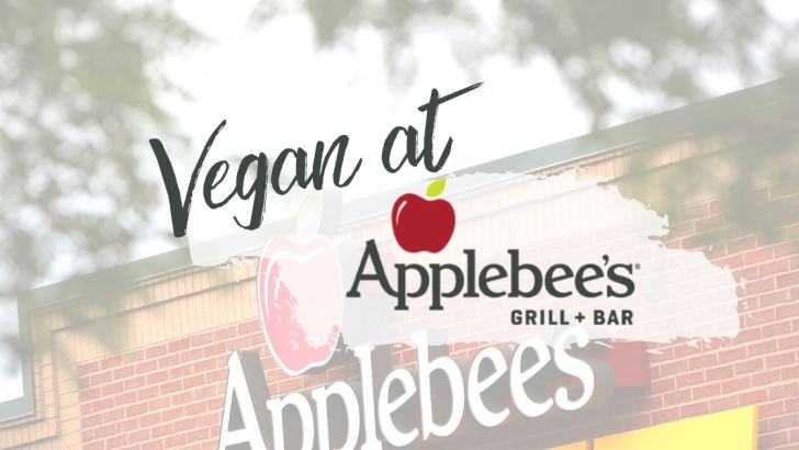 How to Order Vegan at Applebee's