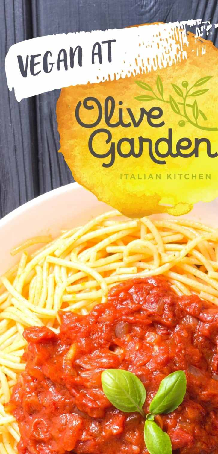 Vegan at Olive Garden—Guide to Ordering A Cruelty-Free Meal