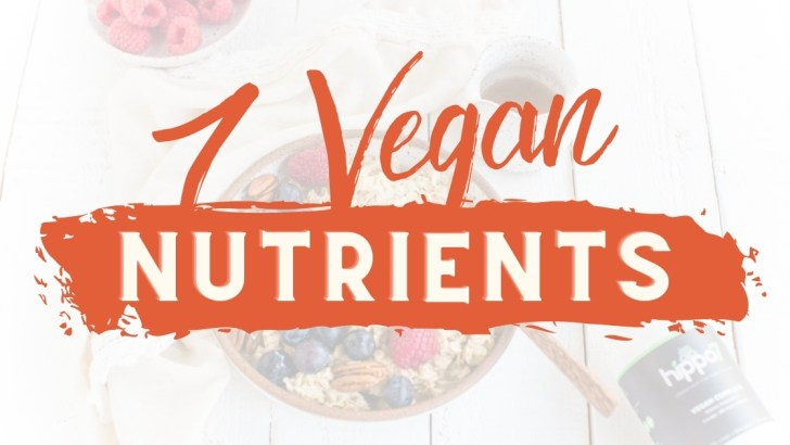 Are You Getting These 7 Essential Vegan Nutrients?