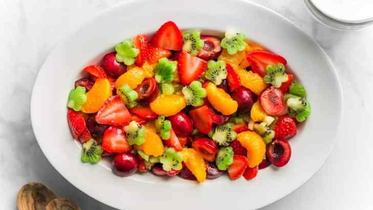 Sweet Tart Fruit Salad
