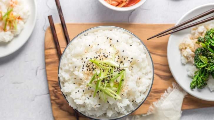 Steamed Sticky Rice