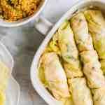 Vegan Stuffed Cabbage Rolls photo