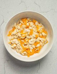 Best Roasted Pumpkin Seeds World of Vegan-4