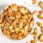 Best Roasted Pumpkin Seeds World of Vegan-6