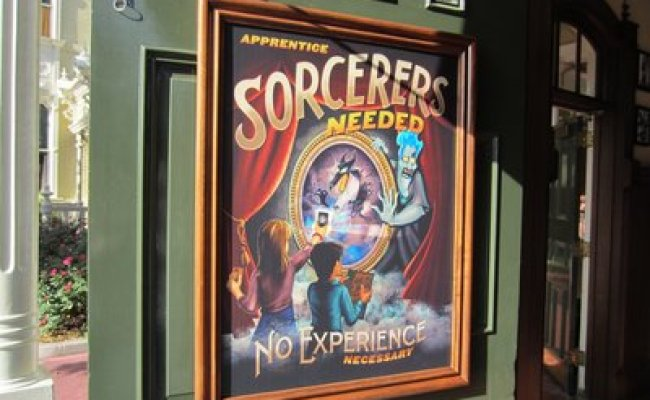 New Interactive And Game Experiences At Walt Disney World