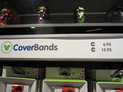 MagicBand Coverups