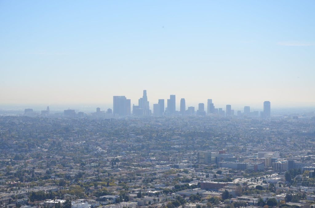 Griffith Park Observatory 4