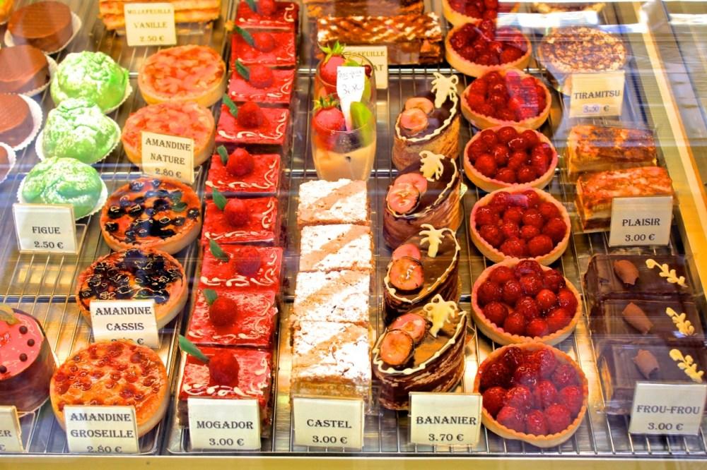 paris food france