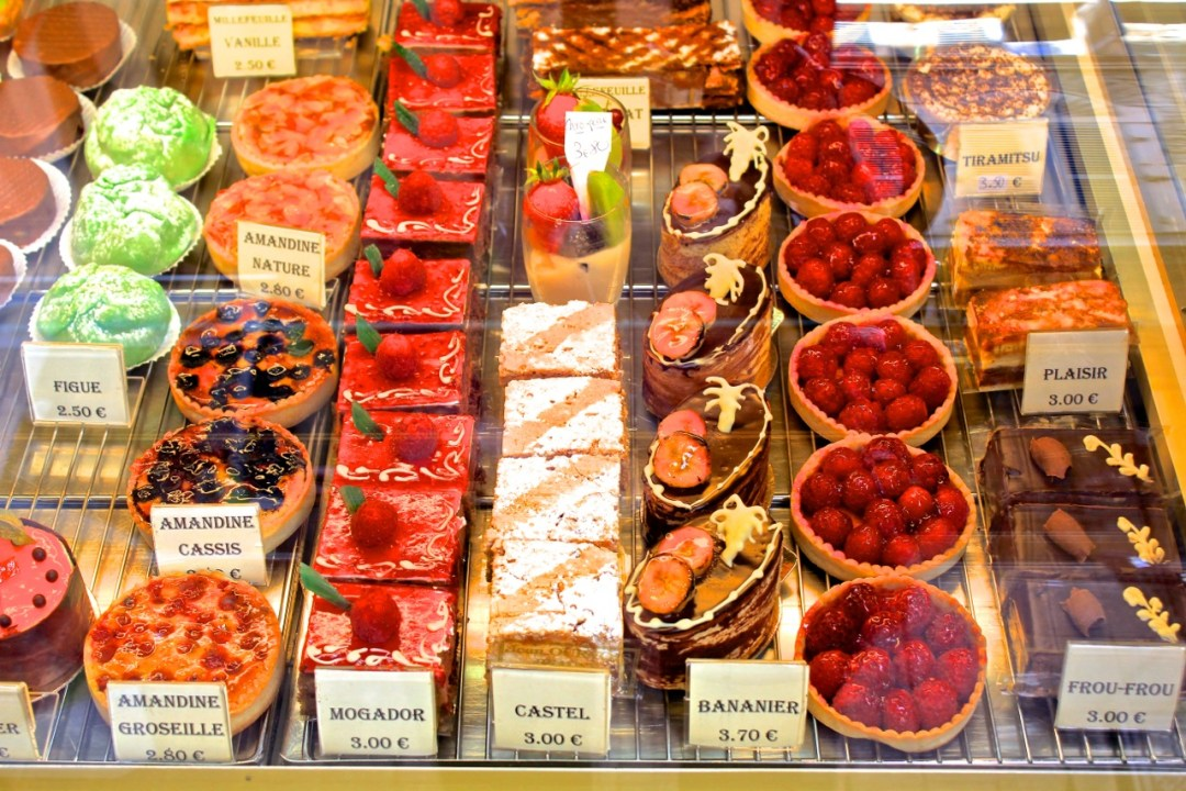 paris food france