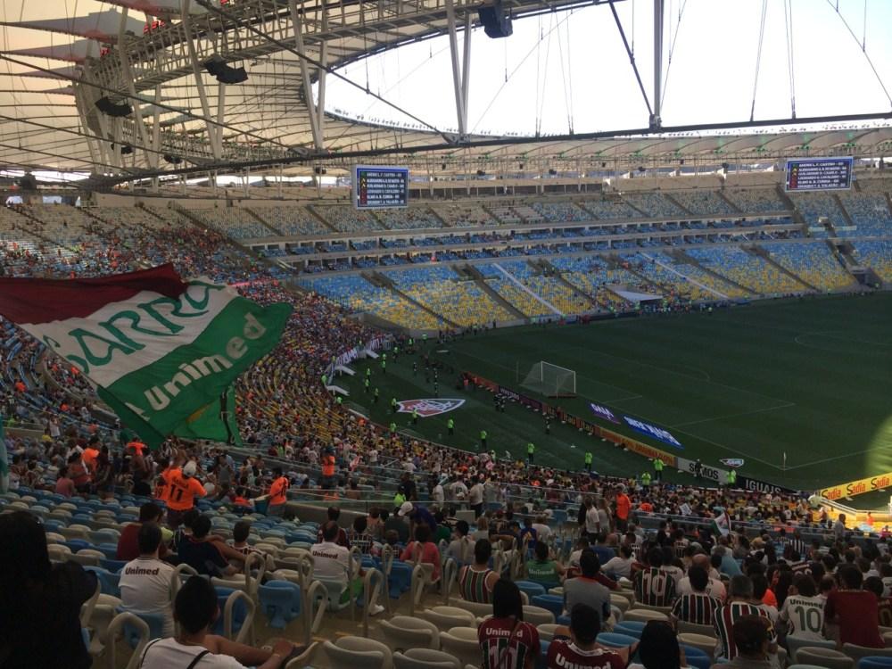 Soccer Rio de Janeiro